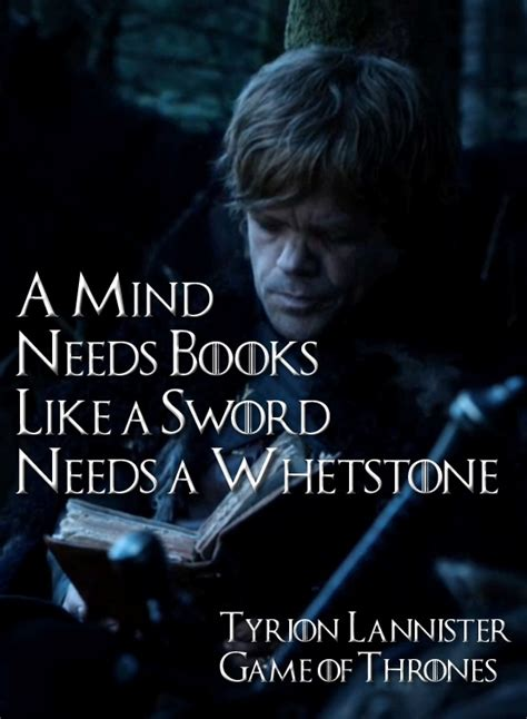 game of thrones quot armor quot book set juniper books ahalife quot a mind needs books like a sword needs a whetstone quot tyrion lannister in a game of thrones