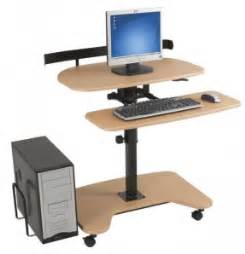 Ergonomic Home Computer Desk Ergonomic Desks For Home Foter