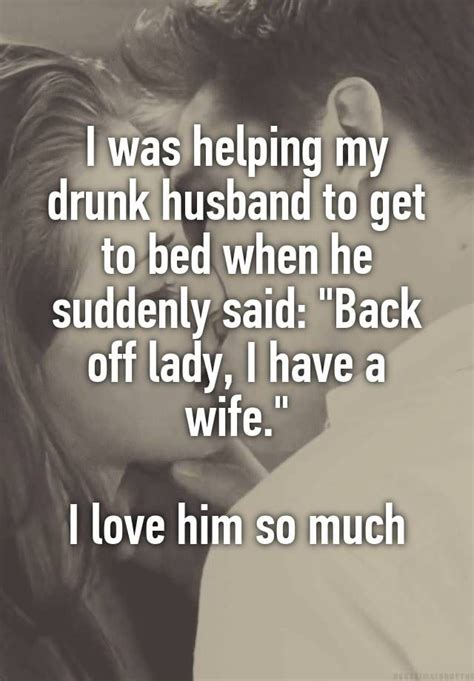 I Why My Husband Has A Backache by Quot I Was Helping My Husband To Get To Bed When He