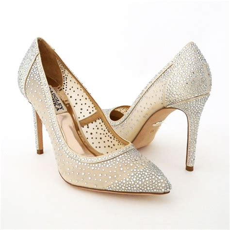 Sparkly Bridal Shoes by Sparkly Wedding Shoes Images Wedding Dress Decoration