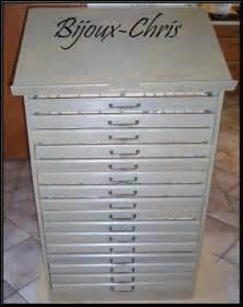 meuble d imprimeur de bijoux chris