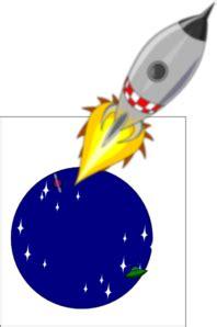 rocket clip art  clkercom vector clip art