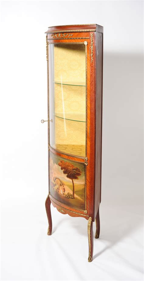 Reproduction Glass Display Cabinet Antiques Atlas Display Cabinet