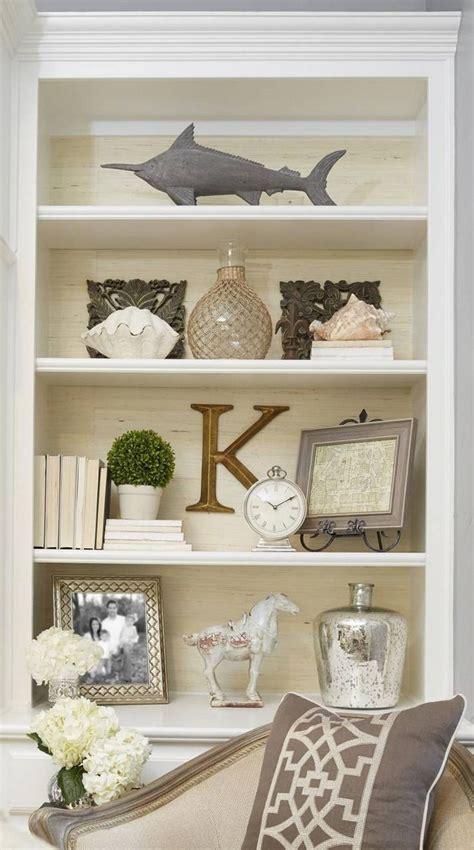 decorate shelf wall   shelves  pottery barn
