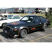 1979 AMC AMX Information
