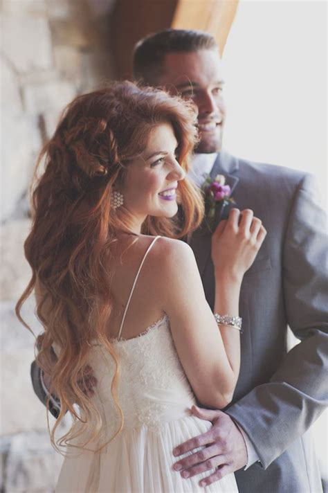 Wedding Hair All by Hair Don T Care 16 Bridal Hairstyles That