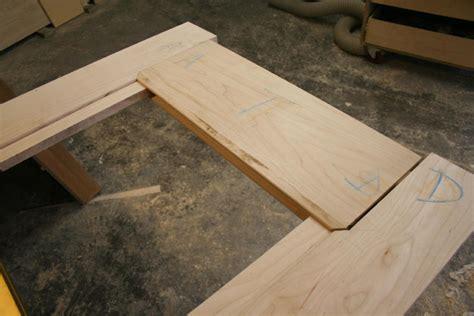build  door part   frame finewoodworking