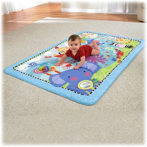 Fisher Price Jumbo Play Mat by Discover N Grow Jumbo Playmat