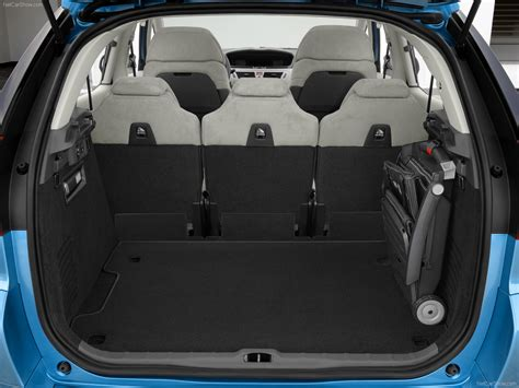 citroen c4 picasso trunk citroen c4 picasso 2007 picture 60 of 88