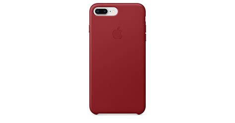 iphone     leather case productred apple