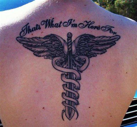 caduceus tattoo caduceus