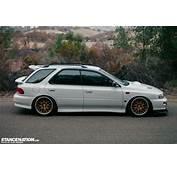 Subaru Impreza WRX STI Station Wagon  Cars One Love