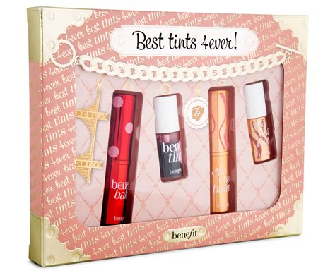 Benefit Cosmetics Best Tints 4ever 1 benefit best tints 4ever set great daily deals at australia s favourite superstore scoopon