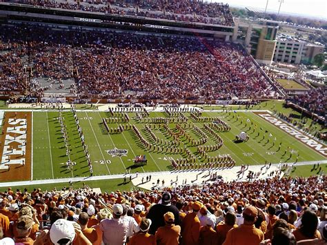 Ut Vs A M Mba by File Longhorn Band 2006 Tamu At Jpg Wikimedia Commons