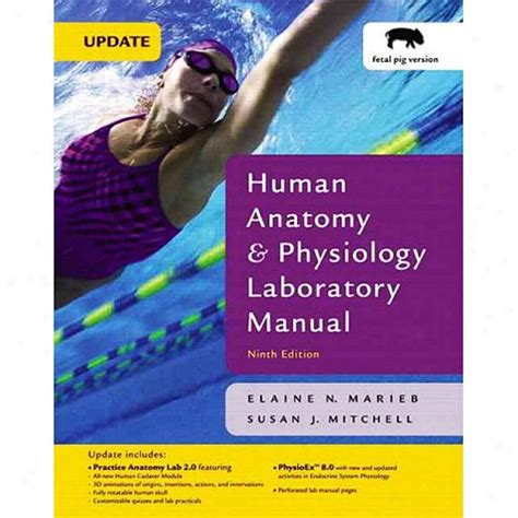 human anatomy physiology laboratory manual fetal pig