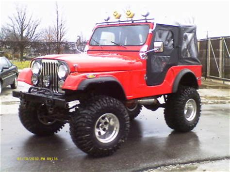 1980 Jeep Cj5 For Sale Jeep Cj 1980 Jeep Cj5 Just Restored For Sale 0 00