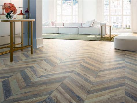 chevron tile herringbone wood  tile floor