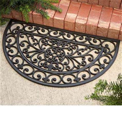 Rubber Scroll Doormat better home improvement gadgets reviews part 908