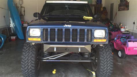stubby jeep bumper cavfab jeep xj stubby bumper jeep forum