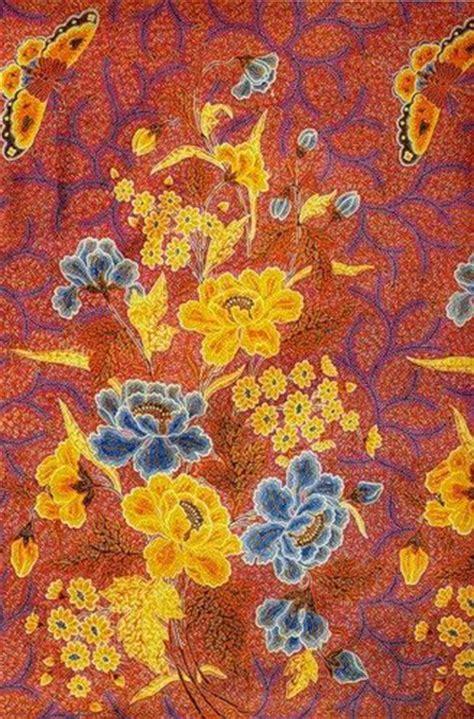 Kain Batik 80 batik oey soe tjoen 1925 peranakan indonesia batik and silk painting