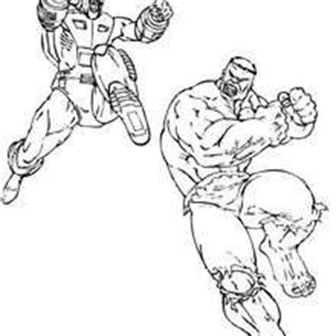 imagenes de hulk vs wolverine para colorear dibujos para colorear el incre 237 ble hulk es hellokids com