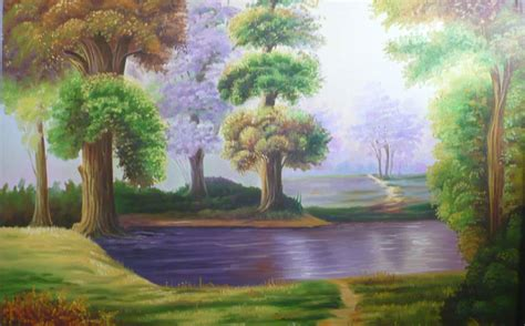 scenery painting manufacturer manufacturer  india