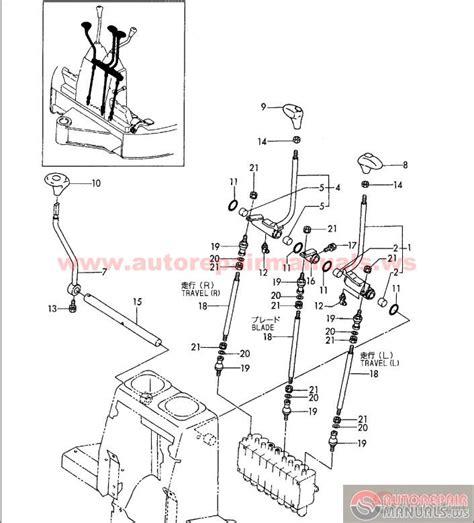 Yanmar Crawler Backhoe Model Vio 20 Parts Catalog Auto