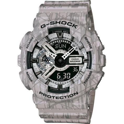 Casio G Shock Ga 203 montre casio g shock ga 110sl 8aer montre r 233 sine