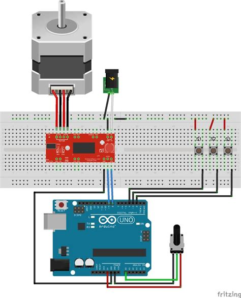 arduino accelstepper tutorial 1000 images about arduino stepper motor on pinterest