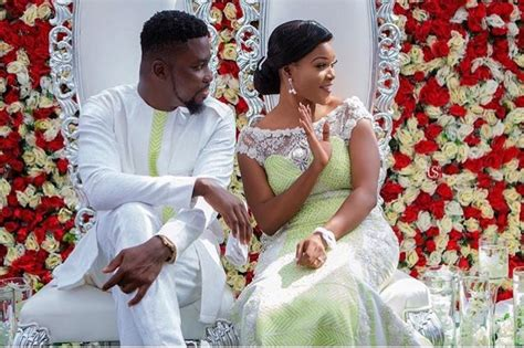 ghana most beautiful afiba wedding a plus and akosua vee see beautiful photos from the
