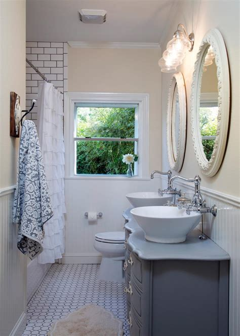 How To Get On Property Brothers Show fixer upper bathroom before amp afters house of hargrove