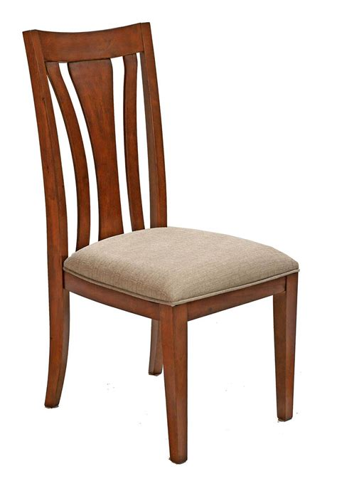 dining room chairs clearance clearance discontinued a america grant park upholstered side chair in pecan set