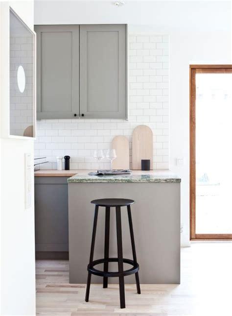 apartment therapy kitchens design inspiration minimal kitchens revolving decor