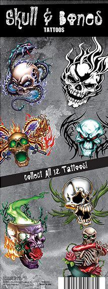 buy skull  bones vending tattoos vending machine
