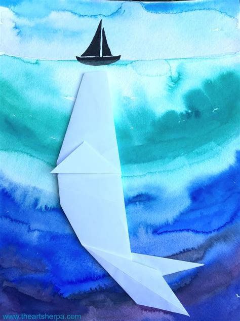 watercolor orca tutorial simple art watercolor painting and the simple on pinterest