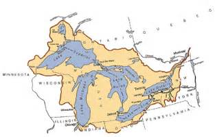 deq great lakes map