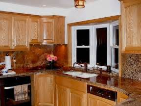 bay window kitchen ideas show me you kitchen bay windows above sink