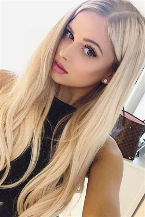 Blond Frisyr by Frisuren Haare Frauen Hairstyle Frisuren