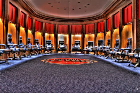locker room auburn detroit pistons locker room auburn mi photograph by nicholas grunas
