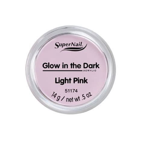 Powder Ms Glow By Cantikskincare supernail glow in the acrylic powder pink 0 5 ounce
