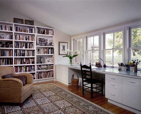 beautiful home office decor ideas to created your perfect 书房书架设计效果图 土巴兔装修效果图