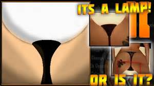It s a lamp you dirty minded people lol or is it black ops 2 emblem