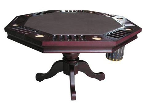 3 in 1 table octagon bumper pool dining with