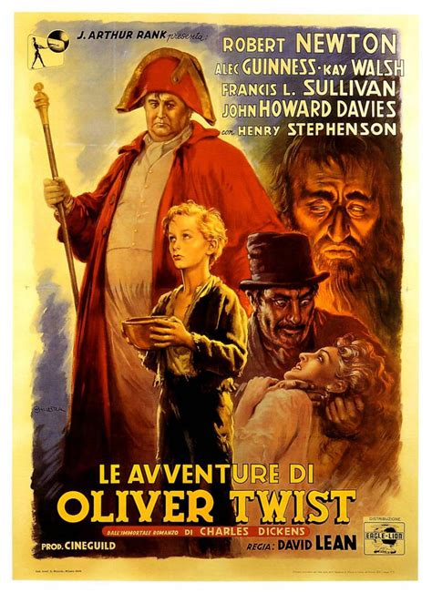 two oliver twist adaptations heading to the big screen in oliver twist 1948