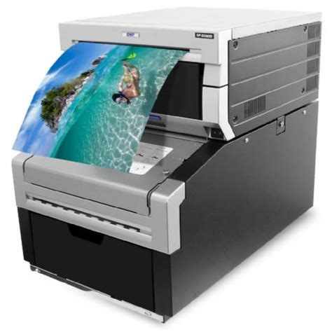 Printer Foto dnp digitale dye sublimation duplex foto printer ds80dx a4