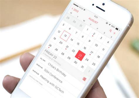 design calendar app well groomed vibrant calendar widget designs for mobile