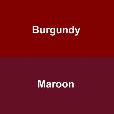 darkest shade of red the color maroon the color burgundy jpg 400 215 400 pixels