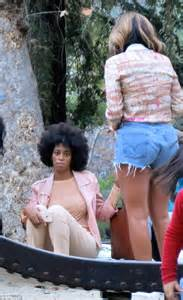 Blue Ivy And Beyonce Visit The » Ideas Home Design