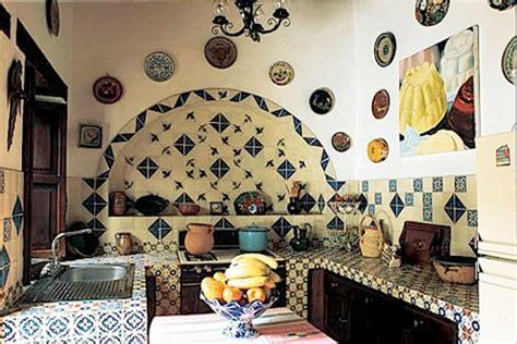 Kitchen Cabinets In San Diego by Cocinas Mexicanas R 250 Sticos Artesanales Talavera