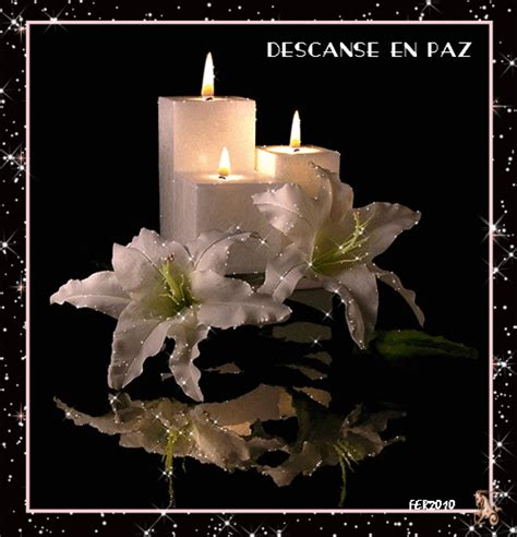imagenes de luto velas im 225 genes con frases de p 233 same o luto para compartir